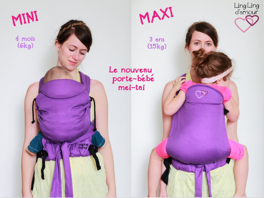 Echarpe portage mei tai - Idée pour s habiller a48a81da9d5